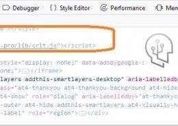 script virus ascuns in pagina web