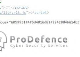pagina web accesata ilegal si folosita pentru a crea monede virtuale in favoarea hacker-ului