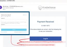 bitcoin portofel tentativa de furt date logare